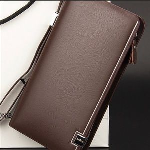 Phone clutch wallet